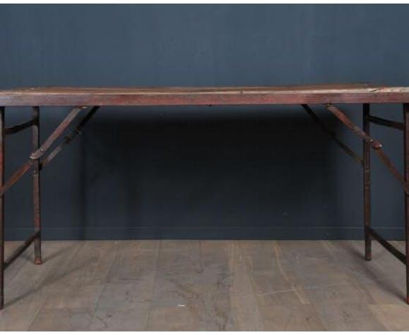 Grande Table Pliante Selency
