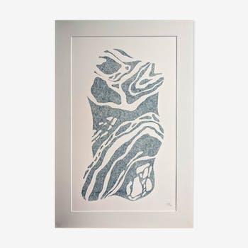 Marble Print I