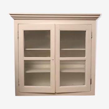 Wooden shelf window