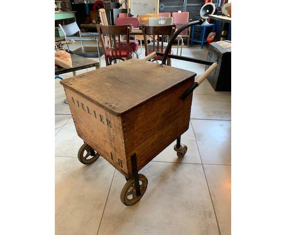 Former industrial cart