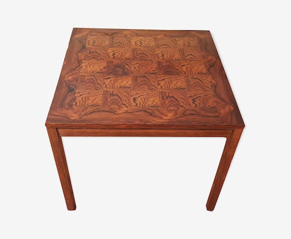 Danish rosewood side table ,1960s