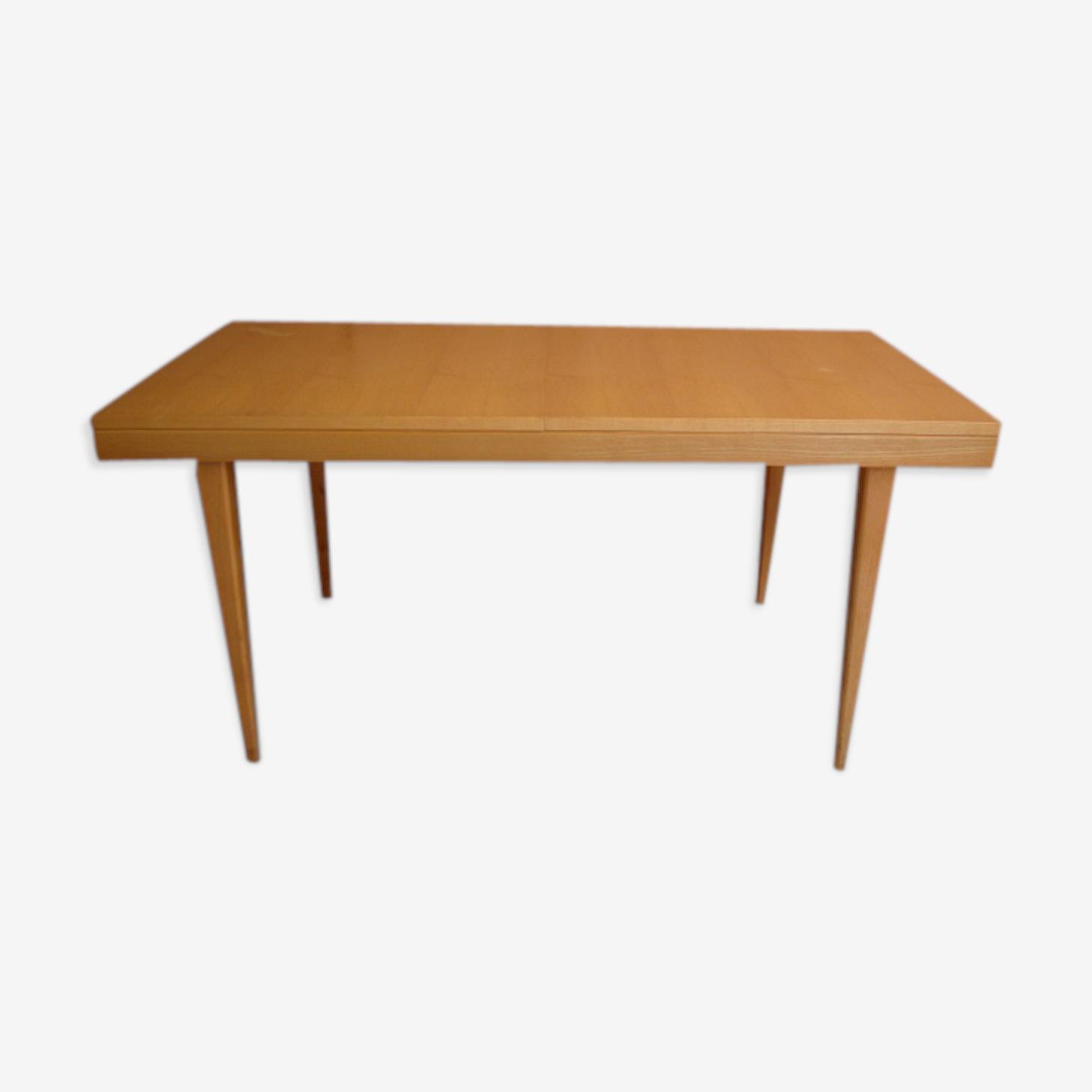 Table en frêne 1950