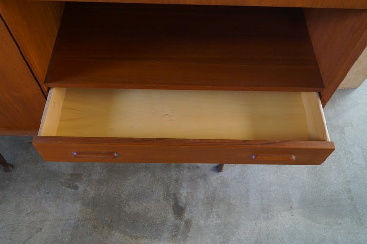 Scandinavian secretary furniture