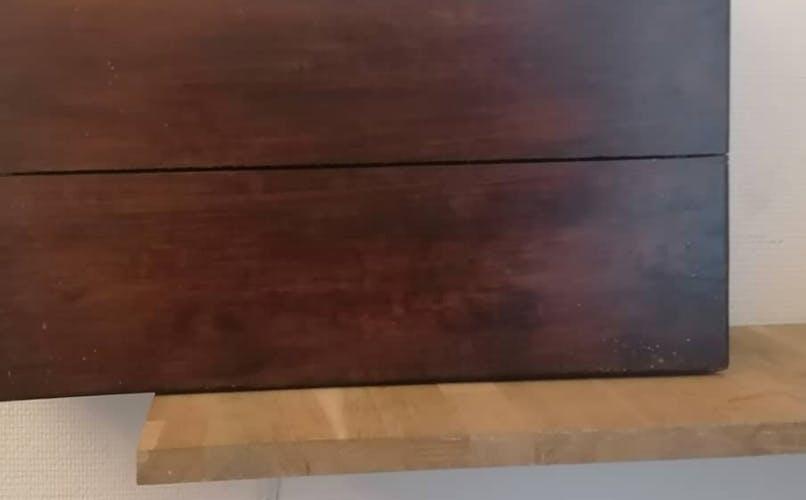 Malle en bois
