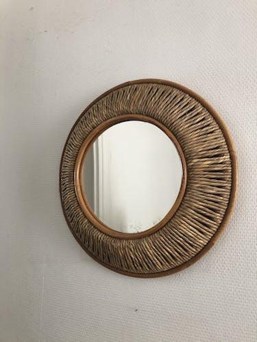Miroir vintage 44cm