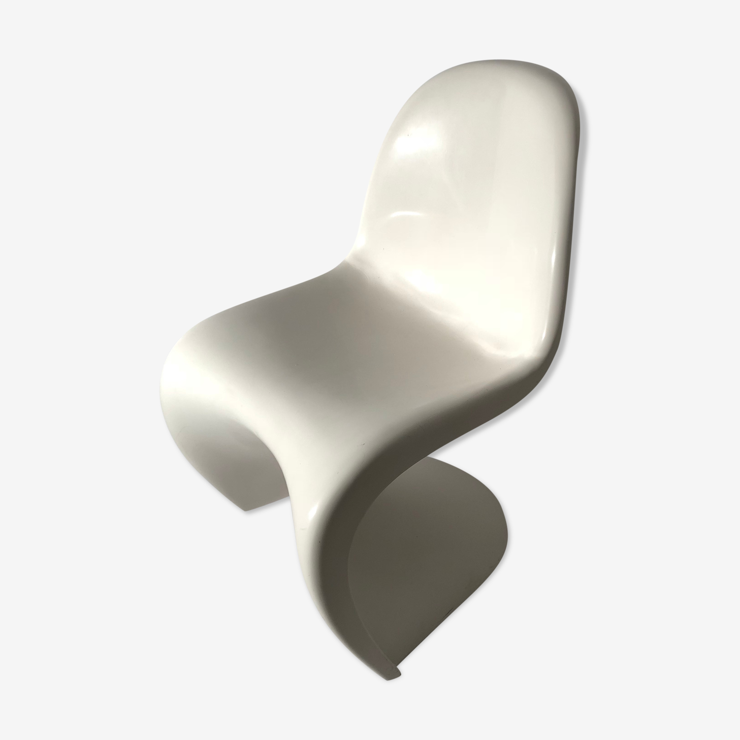 Panton chair edition Herman Miller