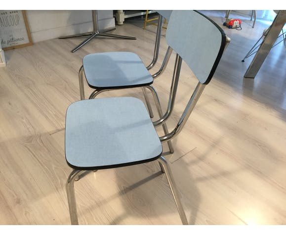 Formica chairs