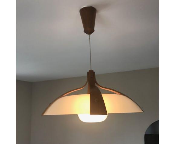 Scandinavian design chandelier of the 1960s