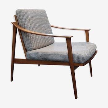 Scandinavian armchair of the 60's