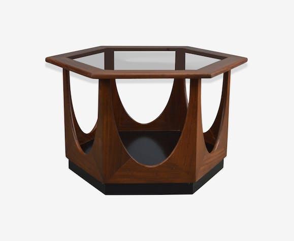Table basse hexagonale conçue par V B Wilkins pour G plan ...