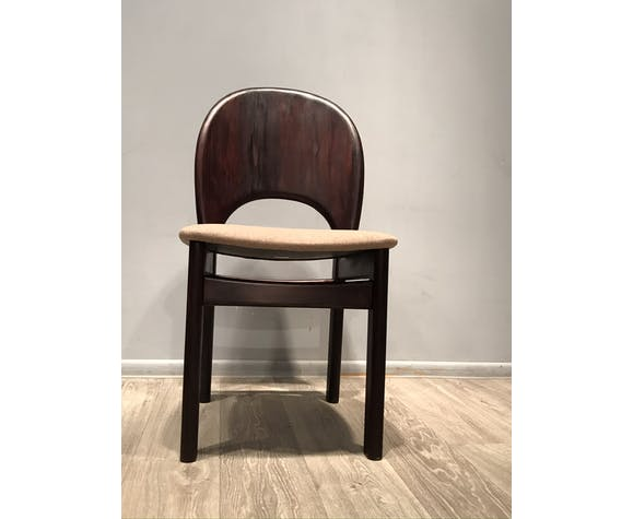 Ensemble de quatre chaises Glostrup Môbelfabrik Danmark vintage