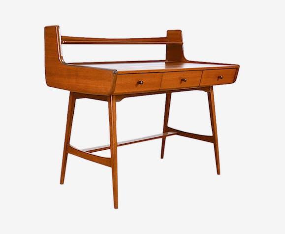 Bureau design français de Jacques Hauville pour Bema 1960