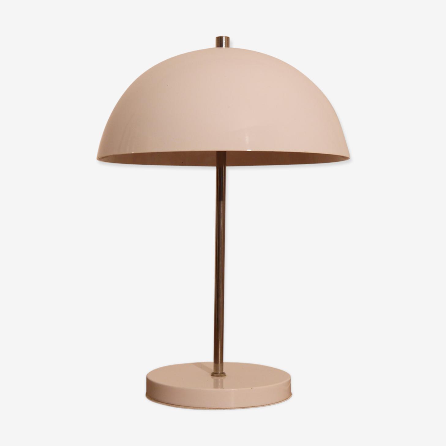 Lampe A Poser Vintage Scandinave Metal White Scandinavian