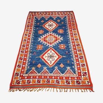 Moroccan Berber rugs 240 x 140 cm approx. 1940 - decorative