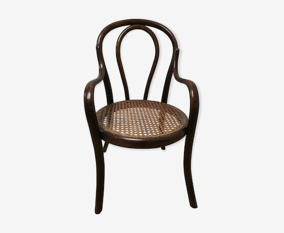 Vintage and rare child armchair by Fischel