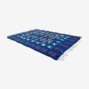 1 Tunisian kilim carpets, 5mx1m