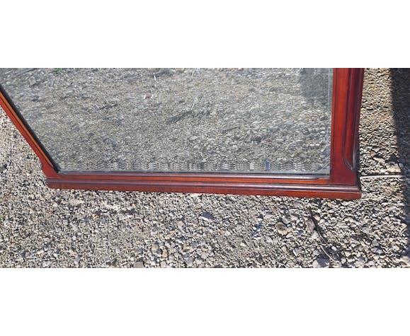 Mirror 1900 Mahogany And Bile 87x170cm Selency