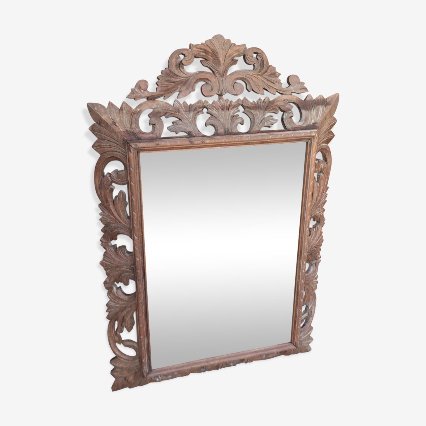 Miroir ancien 80x115cm
