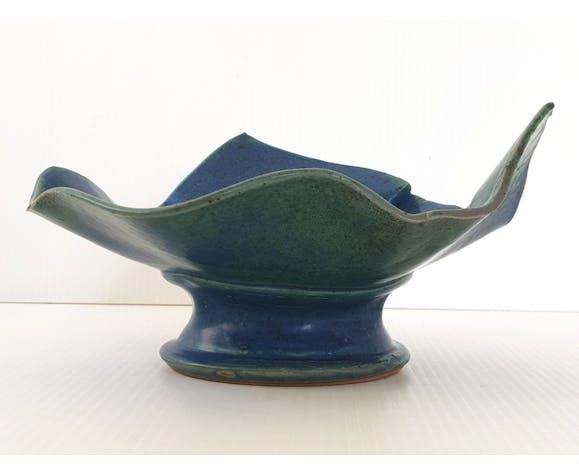 Vintage sandstone trinket bowl