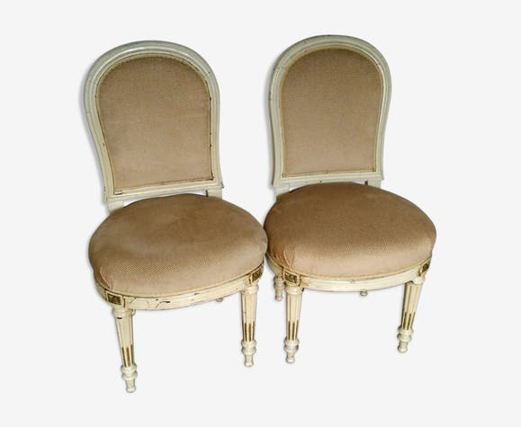 Pair Of Louis Philippe Style Chairs