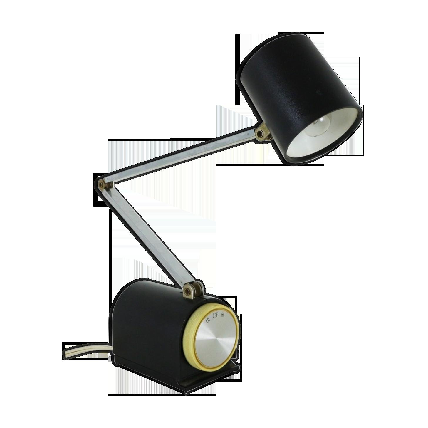 Lampe de bureau pliable super junior na par kreo co japan