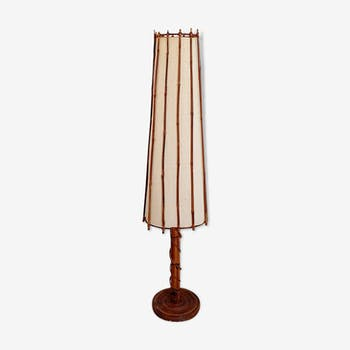 Louis Sognot bamboo lamppost 50/60
