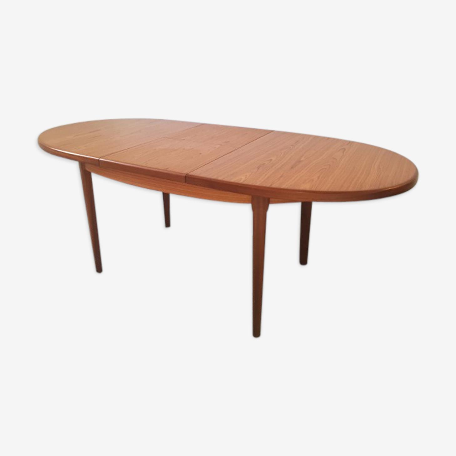 Table à diner papillon années 50/60