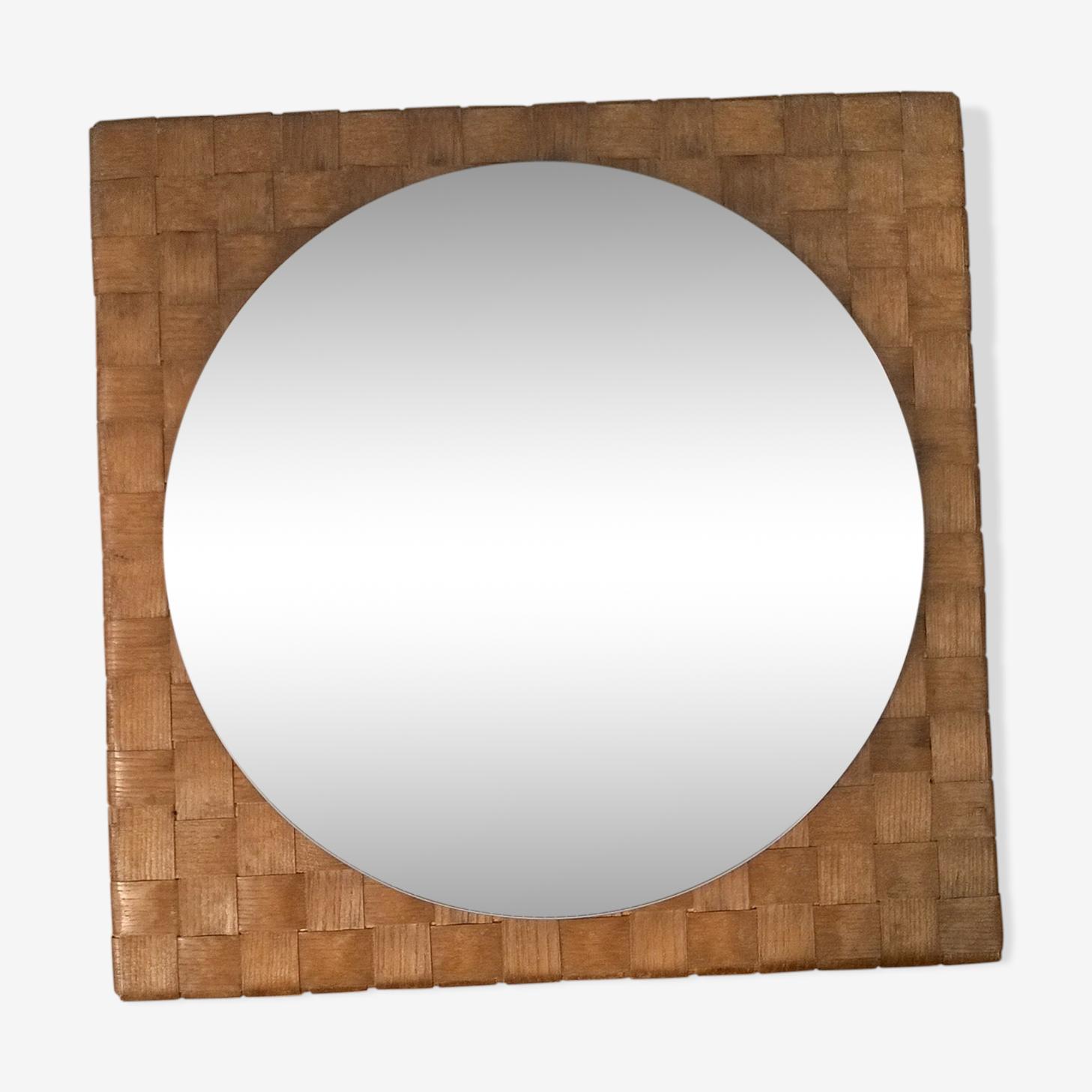 Vintage mirror  47x47cm