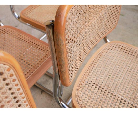 Chaise B32 par Marcel Breuer