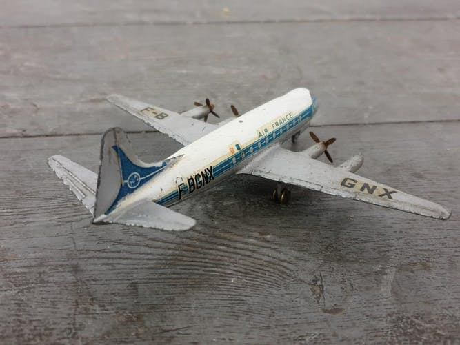 Avion Dinky Toys Meccano
