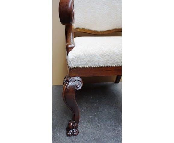 Renaissance armchair.
