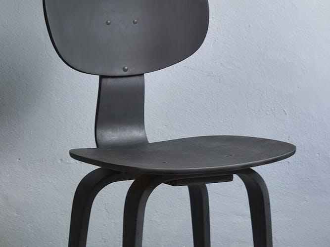 Chaise SB 02 par Cees Braakman pour Pastoe