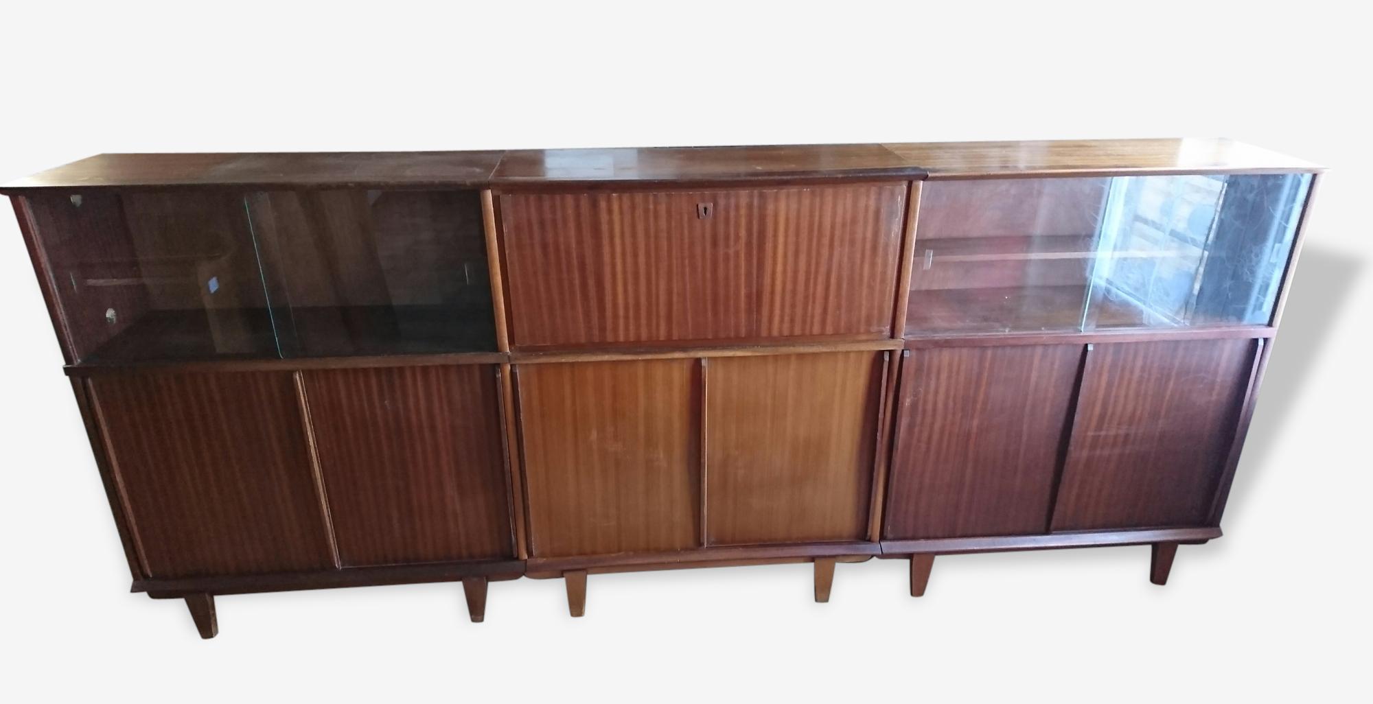 Enfilade vintage modulable