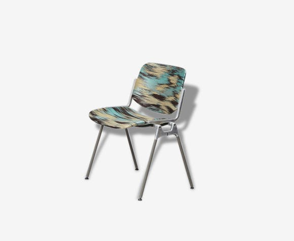 chaise de bureau vintage par gianfranco piretti pour castelli - Chaise De Bureau Vintage