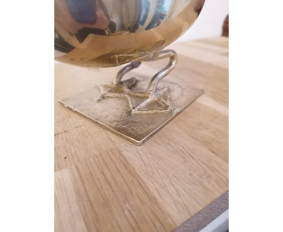 Boîte en laiton canard