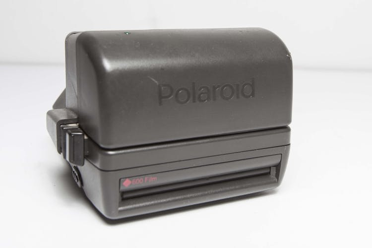 Polaroïd 636 close up