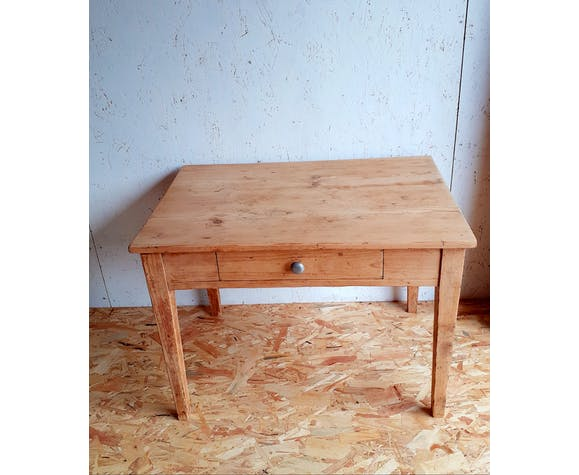 Table en bois