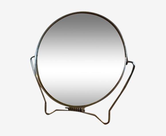 Round Barber mirror