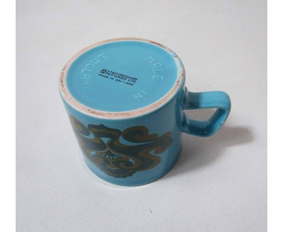 Ancien mug en faience
