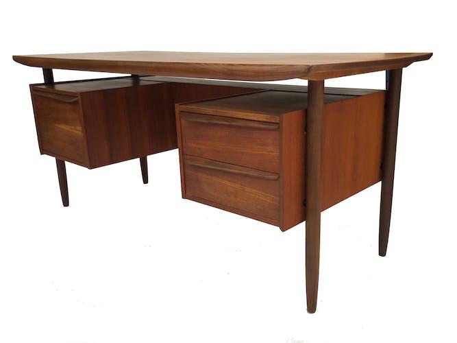 Teak desk from the 60s
