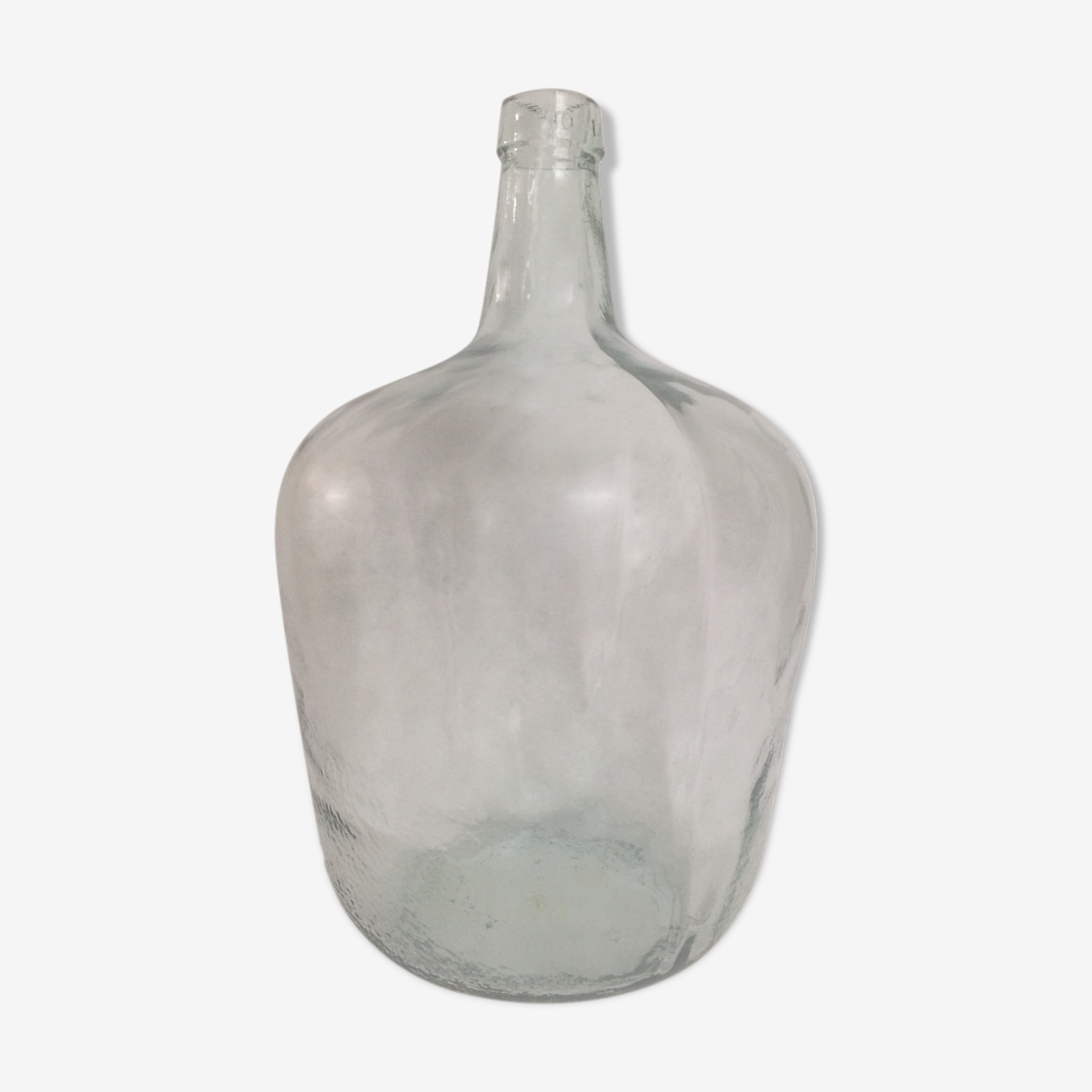 Demijohn vibesal transparent about 10 l
