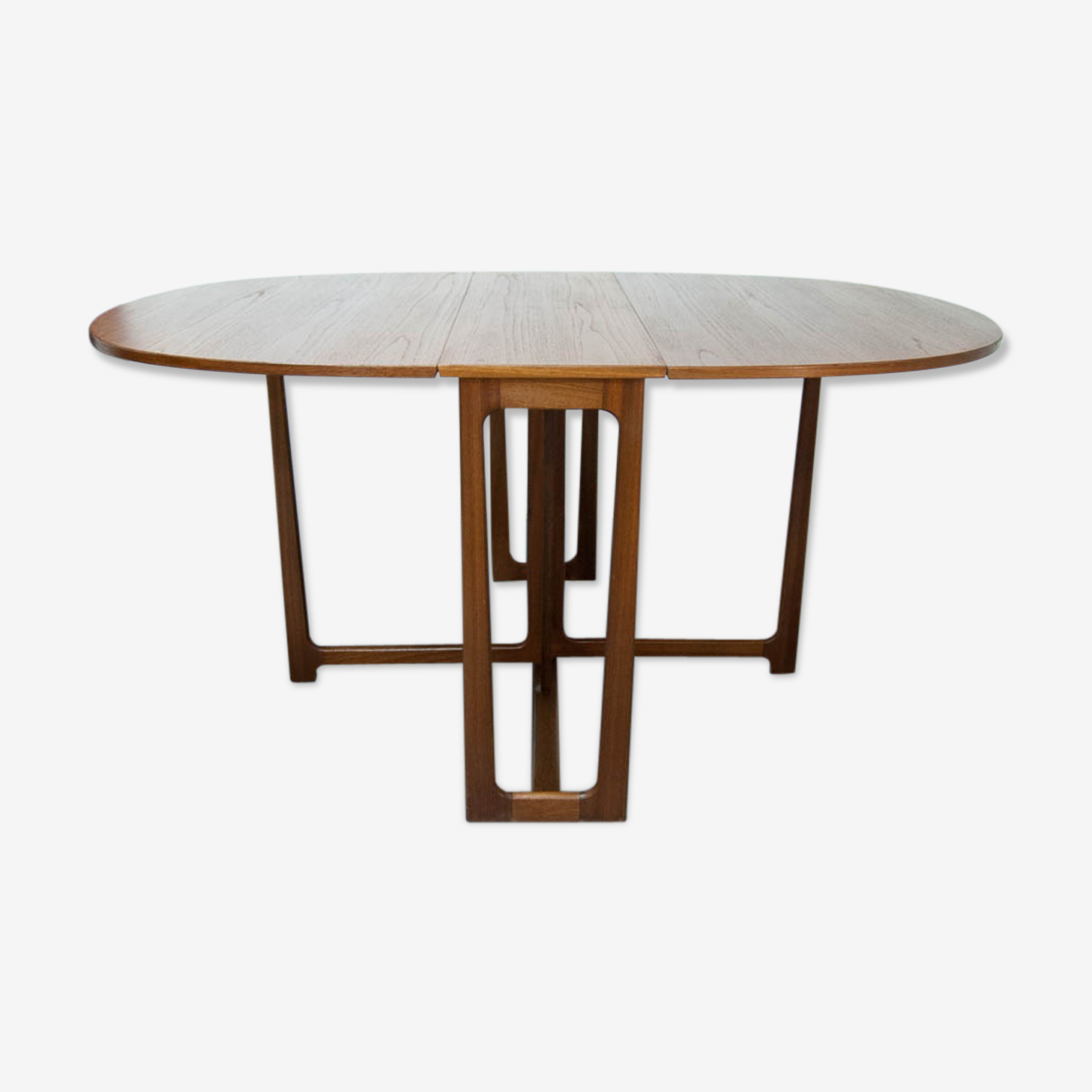 Table McIntosh ronde pliante