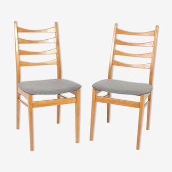 Set of 2 chairs 70s