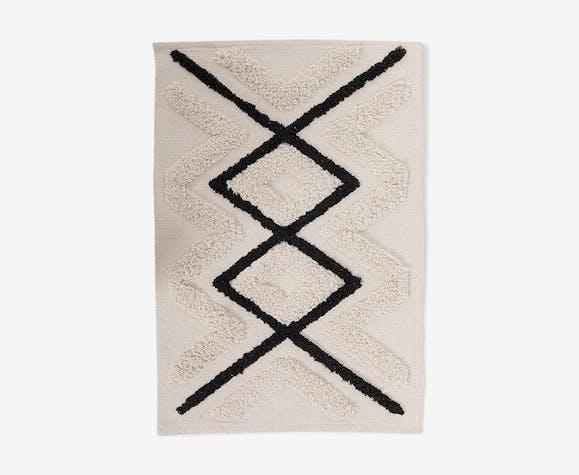 Tapis esprit Berbere 60x90 cm