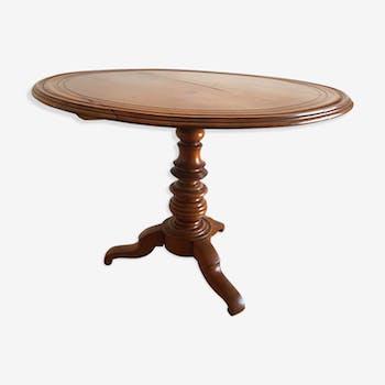 Table ronde Charles X diamètre 78cm