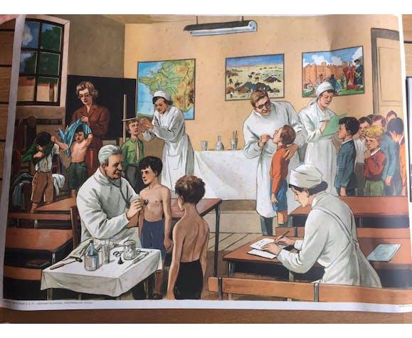 Affiche pédagogique Rossignol