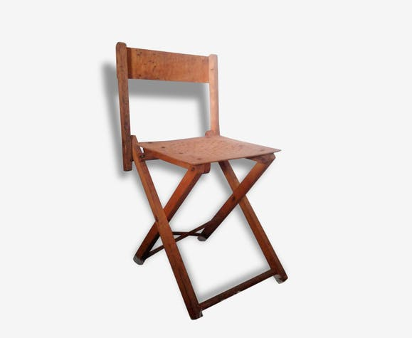 Awe Inspiring Small Folding Chair Wood Wooden Vintage 112797 Gmtry Best Dining Table And Chair Ideas Images Gmtryco