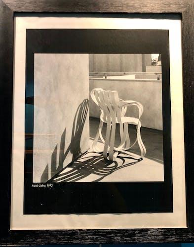 Photo année 70 Franck Gehry