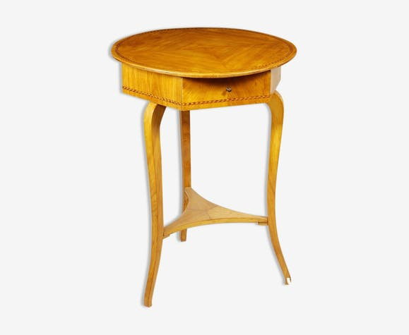 Table De Chevet Ronde