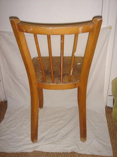 Baumann chaise bistrot pour enfant 1930/40